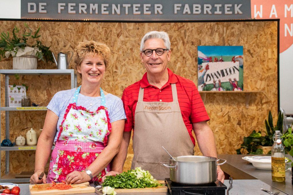 Arja&Bert fermenteer workshop